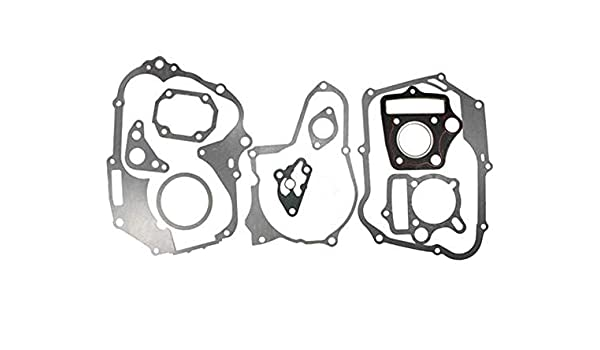 Amazon Com Mx M 50cc Engine Gasket For 50cc Atv Dirt Bike Go Kart