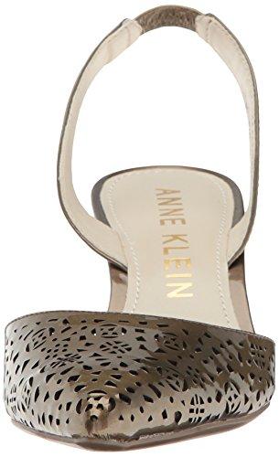 Taupe Brevetto Donne Metallico Scuro Klein Fabrizia Anne q1B6wxBXdz