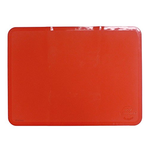 Neat Solutions Neat Solutions Sili-Stick Table Topper, Red