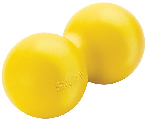 SKLZ Massage Balls - Physical Therapy Ball for Trigger Point and Myofascial Release, Deep Tissue Massages, Pain Relief, Sore Muscles, and Faster Recovery. (2.5-inch, 5-inch, Dual Point, Universal) (Ma Roller)