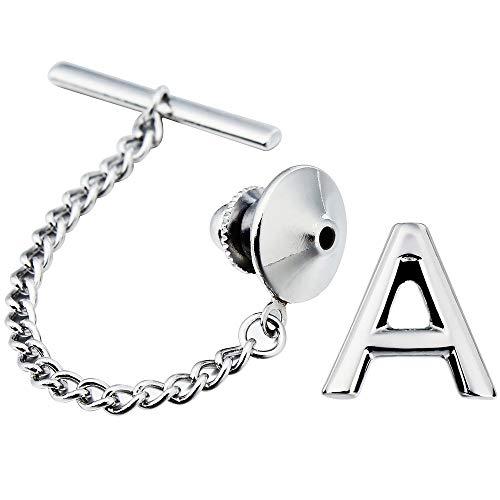 AMITER Men Tie Tack - Best Accessories for Necktie, Bow Tie, Hat and ()