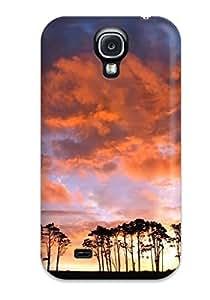 Bareetttt Perfect Tpu Case For Galaxy S4/ Anti-scratch Protector Case (desktop )