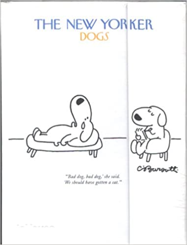the new yorker dogs magneto journal lined teneues publishing ltd