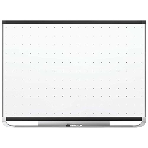 Quartet Total Erase Magnetic Whiteboard, White, 36 x 24 - Lot of 2 by Quartet