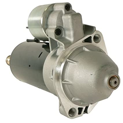 DB Electrical SBO0018 New Starter For 2.6L 2.6 Mercedes Benz 190 87 on