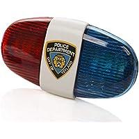 Kids Tech Bike LED light - Police Sound Light Electronic...