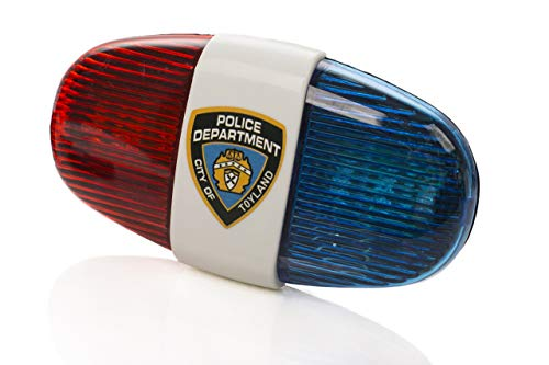 Kids Tech Bike LED light - Police Sound Light Electronic Hor