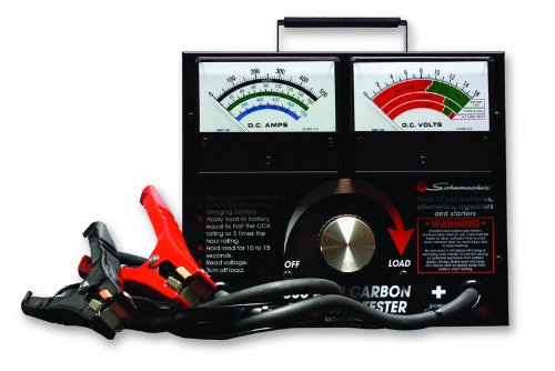 Schumacher Battery Load Tester : Schumacher pst dsr proseries amp carbon pile