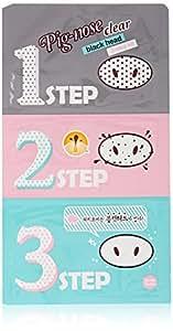 Holika Holika Pig Nose Clear Black Head 3-Step Kit X10pcs