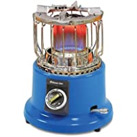 Comfort Zone CZPP21 PowerGear 2 in 1 Propane Heater/Stove