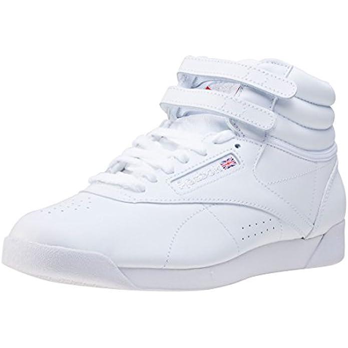Reebok Women's Freestyle Hi Sneaker