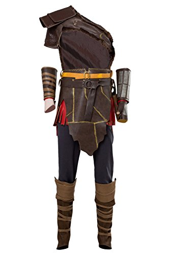 Mesodyn Adult Cosplay Costume Armor Costume Battle Outfit