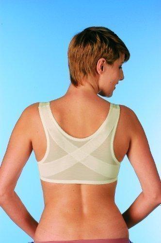 Para + soporte corrector de espalda sujetador, colour blanco Gr, 75 E: Amazon.es: Salud y cuidado personal