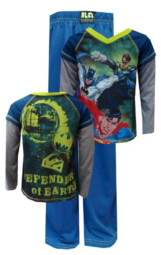 Justice League Defenders Earth Pajama product image