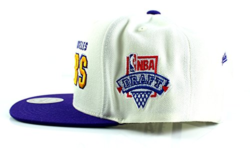 Mitchell & Ness LA Lakers NBA Snapback Hat