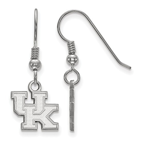Kentucky Extra Small (3/8 Inch) Dangle Earrings Wire (Sterling Silver)