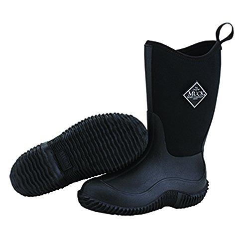 Muck Boots Hale Boot, Black/Black, 7 M US Toddler