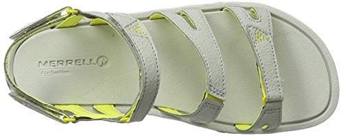 Ice Grey Enoki Sandals 2 Merrell Flat Women's Shift ZwFnq0x