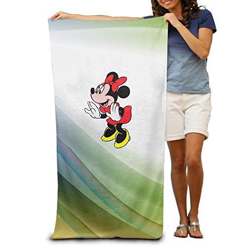 FOOOKL Bath Towel - Mickey Mouse Soft Large Swim Beach Towels