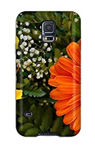 Megan S Deitz's Shop 2015 1756372K44972842 New Fashionable Cover Case Specially Made For Galaxy S5(flower)