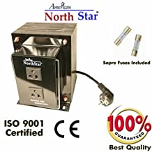 VCT VOD-5000 Heavy Duty 5000 Watts Step Down Voltage Transformer For Using 110V Canadian Products In 220V /240V Countries Converts AC 220V To 110V CE Certified