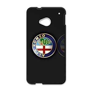 DAZHAHUI Alfa Romeo sign fashion cell phone case for HTC One M7