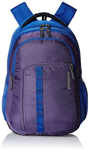 American Tourister Comet Purple Casual Backpack (Comet 03_8901836135305)