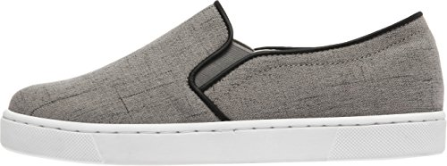 SNRD  PP1370-3,  Damen Sneaker Low-Tops 1373-Gray