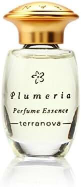 Terranova Plumeria Perfume Essence 0.4 oz Bottle