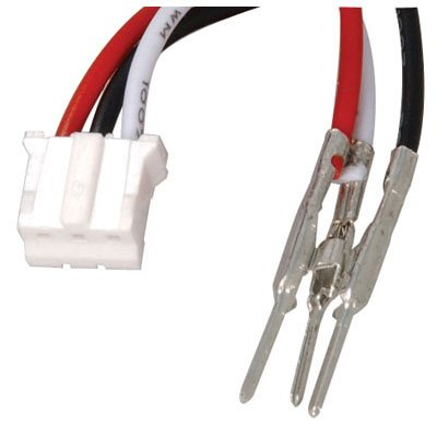 Pololu 1799 Cable, 3-pin, Female, JST, PH Style (Pack of 3)