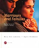 Marriages and Families, Lamanna, Mary A. and Riedmann, Agnes, 0534505538