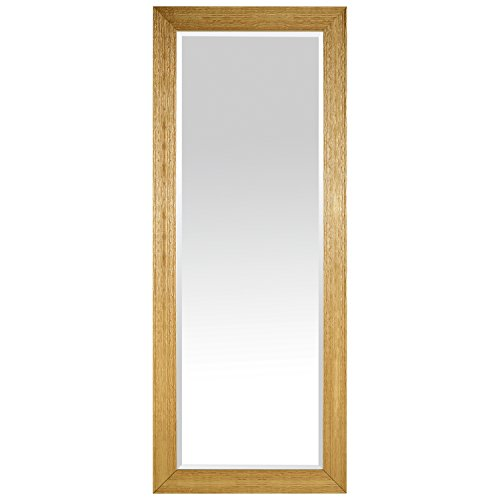 Stone & Beam Classic Rectangular Flat Frame Mirror, 80