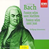Bach : Passion selon Saint Matthieu, Passion selon Saint Jean