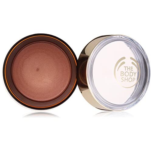The Body Shop Honey Bronze Highlighting Dome, Shade 03 Bronze, 0.22 Ounce
