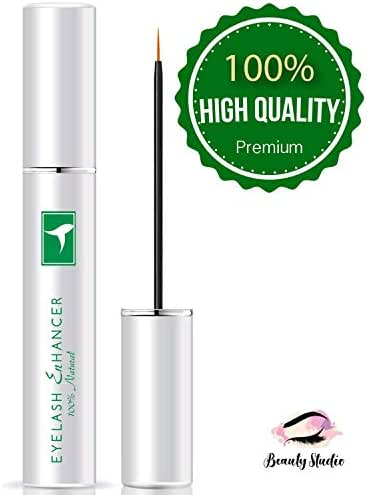 Votala Eyelash Growth Enhancer and Brow Serum for Long, Natural Extract Eyelash Growth Serum Eyelash Enhancer for Longer, Thicker and Fuller Eyelash 3ML