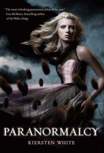 Paranormalcy by [White, Kiersten]
