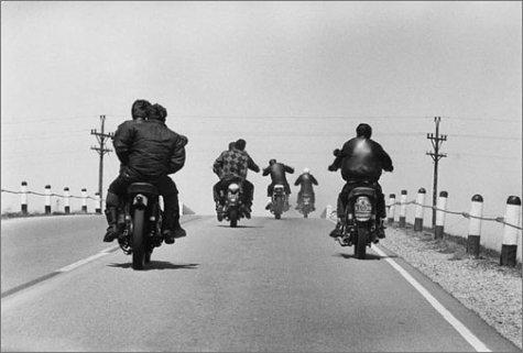 the bikeriders danny lyon 0765145103695 amazon com books