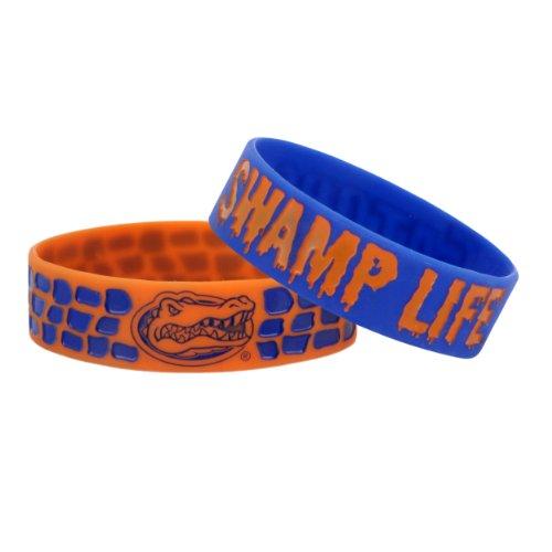 College Bracelets - Florida Bulk Bandz Bracelet 2 Pack