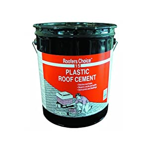 Henry Company RC015070 Roofers Choice Plastic Roof Cement