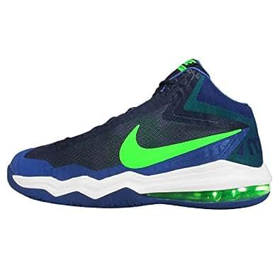 Amazon.com | Nike Men's Air Max Audacity, MID NAVY/GREEN