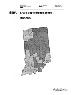 EPA's Map of Radon Zones Indiana - Kindle edition by United States on indiana map with counties, iowa dnr zone map, indiana ozone map, indiana water map, loogootee indiana map, indiana rabies map, indiana county map printable, indiana industry map, indiana county pa map, detailed indiana road map, indiana selenium map, indiana radioactivity map, indiana co map, indiana american water, indiana gold map, indiana map with rivers, indiana central time, indiana wetlands map, indiana soil map,