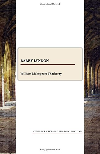 Barry Lyndon Text fb2 ebook