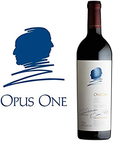 OPUS ONE 2015 75 CL NAPA VALLEY