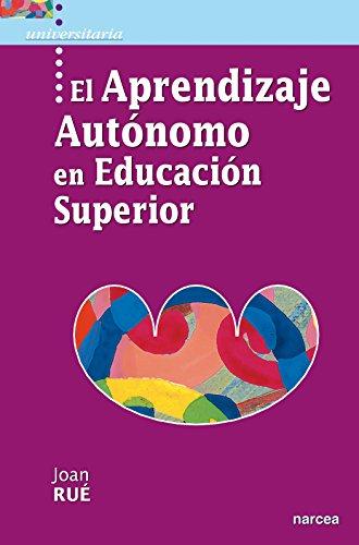 Amazon.com: El aprendizaje autónomo en Educación Superior ...