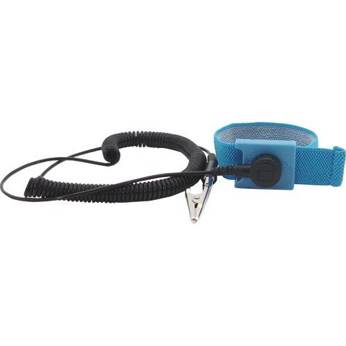 Botron B9028 Adjustable Wrist Strap With 12 Ft. Cord by Botron (Image #1)