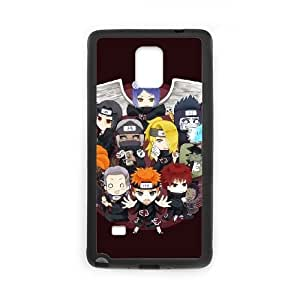 Samsung Galaxy S4 Phone Case Black chibi NLG7868774