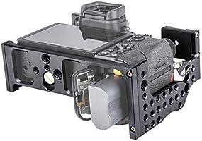 FANSHANG Z6/Z7 Jaula de cámara para Nikon Z6 Z7 de Aluminio ...