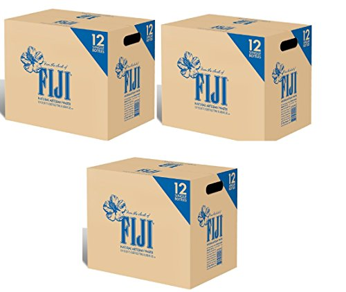 FIJI Natural Artesian Water, 500mL Bottles qcpDBP, 72 Bottles by Fiji
