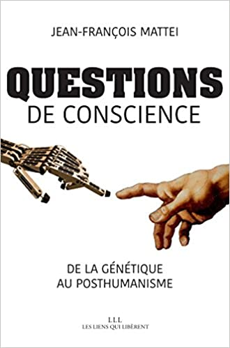 Couverture Questions de conscience