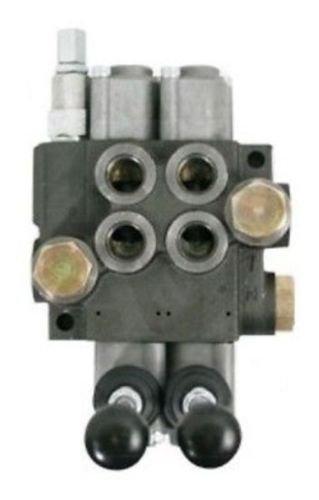 Orb Monoblock - CPW (tm) Hydraulic Monoblock Spool Valve fits Kubota John Deere Allis Chalmers Tractor